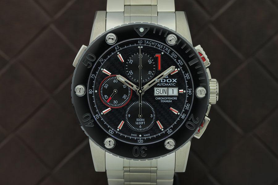 Edox Uhren