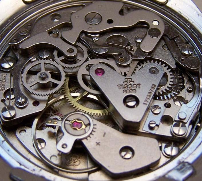 Valjoux Uhrwerke