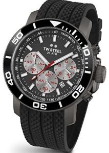 TW Steel Herren-Armbanduhr Diver Chronograph TW-705