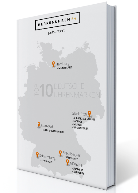 Deutsche Uhrenhersteller E-Book