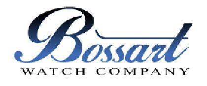 Bossart Logo