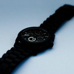 10 schwarze Fossil Uhren die dich umhauen werden