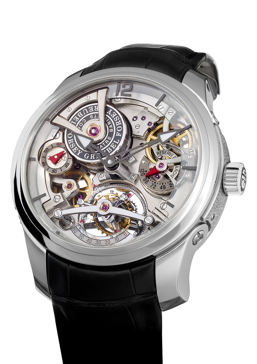 Greubel Forsey Double Tourbillon