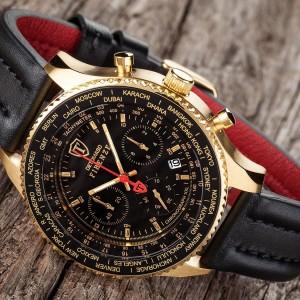 Detomaso Firenze – Sportlich-Elegante Chronographen für Herren