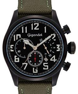Gigandet Interceptor G4-003 Herren-Chronograph