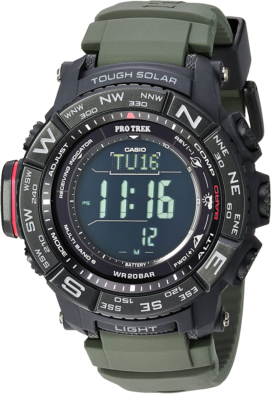 Casio Pro Trek Uhren