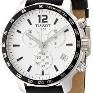 Tissot Quickster T095.417.16.037.00 Herren-Chronograph