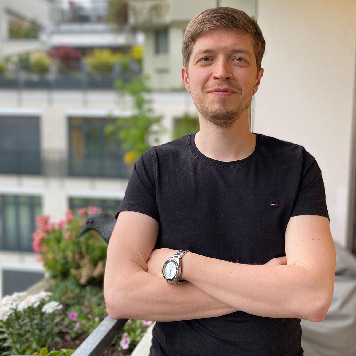 Tobias Gebauer
