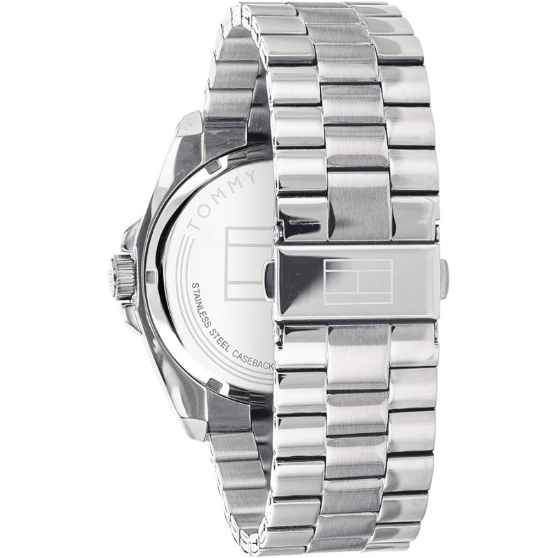 Tommy Hilfiger Armbanduhr mit Edelstahlarmband