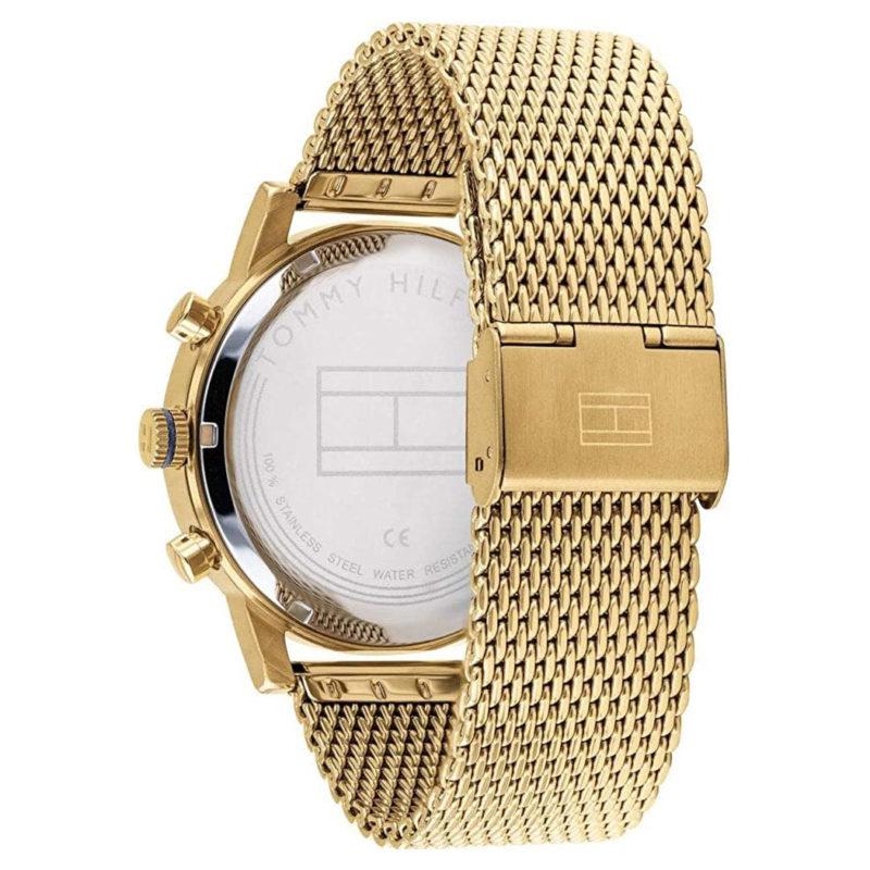 Goldenes Mesh-Armband