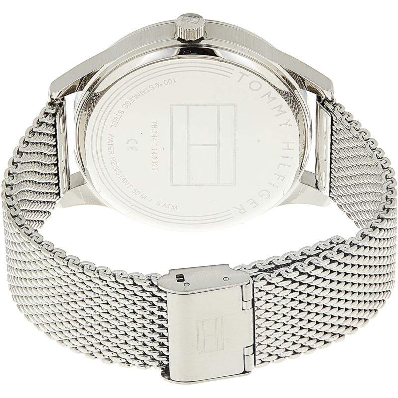Milanaise-Armband mit Druckverschluß