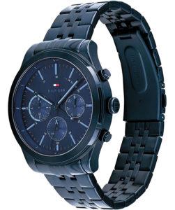 Blaue Tommy Hilfiger Uhr 1791739