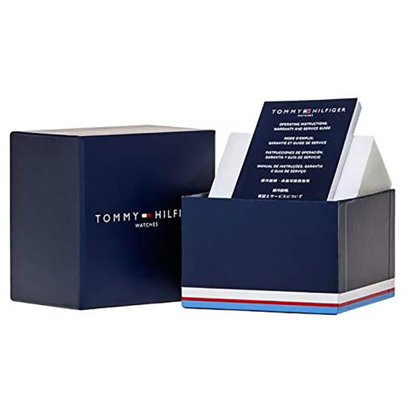 Tommy Hilfiger Uhrenbox offen